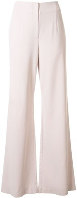 Ginger & Smart Curator wide-leg trousers