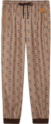 Gucci x Disney monogram-print track pants