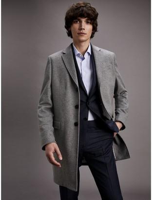 Tommy Hilfiger Wool Overcoat