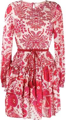 Twin-Set Twin Set paisley print dress