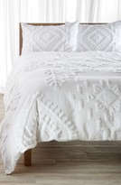 Nordstrom Lima Tufted Duvet Cover