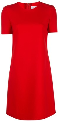 Carolina Herrera Short Shift Dress
