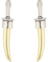 House Of Harlow Horns of Catoblepas Drop Earrings