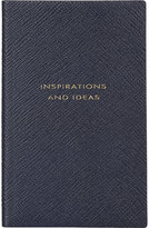 "Smythson Inspirations and Ideas"" Panama Notebook"