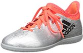 adidas Kids' X 16.3 Indoor Soccer Cleats