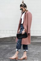 Forever 21 FOREVER 21+ Button-Front Coat