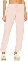 Michael Lauren Astro Relaxed Trouser Pant in Pink. - size M (also in S,XS)