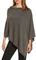 Eileen Fisher Women's Tencel & Wool Poncho