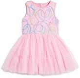 Pippa & Julie Girls' Swirl Tutu Dress - Sizes 4-6X