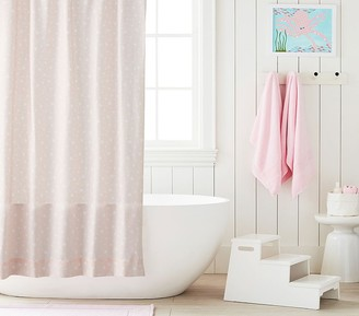 Pottery Barn Kids Star Shower Curtain