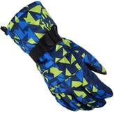 Panegy Men's Snow Ridge Gloves Winter Heated Insulated Water Resistant Skiing Snowboarding Mittens M
