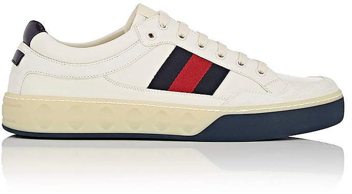 Gucci Men's More Leather Sneakers