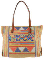 Lucky Brand Cassis Top Zip Tote Bag