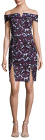 Alexia Admor Floral Off-the-Shoulder Dress