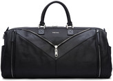 Diesel Black Mr. V Duffle Bag