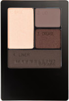 Maybelline Expertwear Eye Shadow Quad - 02Q Natural Smokes 4.8g