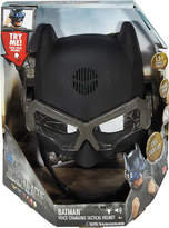 Batman Justice League voice-changing tactical helmet