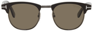 Tom Ford Black Laurent Sunglasses
