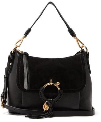 See by Chloe Joan Small Leather Cross-body Bag - Womens - Black