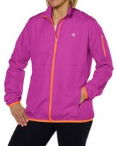 Champion Ladies Lightweight Jacket - Raspberry