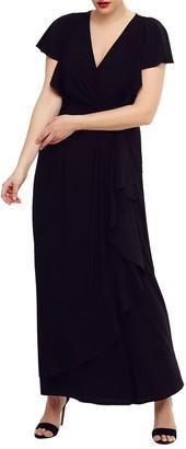 Studio 8 Camilla Maxi Dress, Black