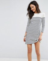 Jack Wills Kempton Breton Stripe Dress