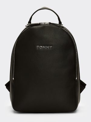 Tommy Hilfiger Metal Logo Dome Backpack