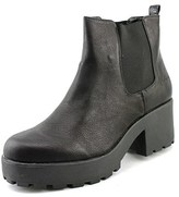 Coolway Irby Women Round Toe Synthetic Black Ankle Boot.
