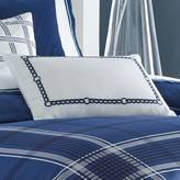 Nautica Haverdale Navy Euro Pillow Sham