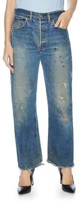 """Levi's Vintage 501 Big """"E"""" Jeans 31x29"""