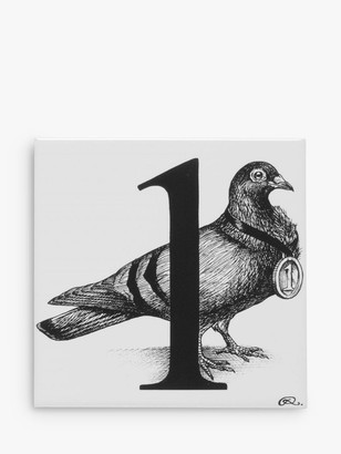 Rory Dobner 1 - Number One Prize Pigeon Decorative Tile
