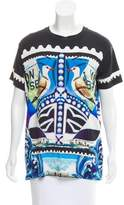 Mary Katrantzou Graphic Short Sleeve T-Shirt