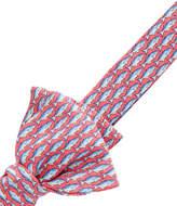 Vineyard Vines Blue Fish Bow Tie