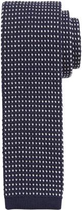 Banana Republic Birdseye Wool Knit Tie