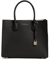 MICHAEL Michael Kors 'Large Mercer' Tote - Black
