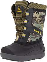 Kamik Kids' Base Snow Boot