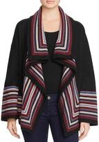Joie Dagna Striped Knit Jacket