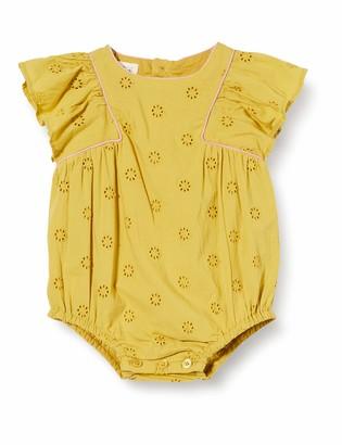 Gocco Baby Girls' Ranita Openwork Dungarees