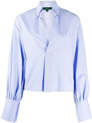 Jejia Pull-Over Long Sleeve Shirt