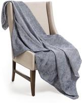 """DownTown Herringbone Throw Blanket - 50x70"""", Egyptian Cotton"""
