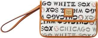 Dooney & Bourke MLB White Sox Milly Wristlet