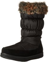 Skechers Women's Adorbs-Nylon Quilted Snow Boot