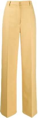 Stella McCartney Straight-Leg Tailored Trousers