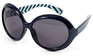 JCPenney On the Verge Chevron-Print Sunglasses