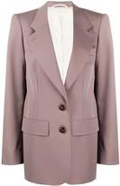 Lemaire single-breasted oversized blazer