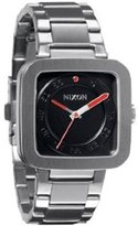 Nixon Men's Riot A189000 Stainless-Steel Quartz Watch