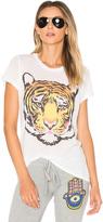 Lauren Moshi Edda Wild Tiger Tee