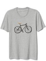 Bike graphic tee