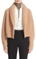 Vince Crop Wool & Cashmere Cardigan
