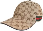 Gucci Gg Canvas Baseball Cap
